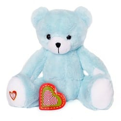 recordable blue bear